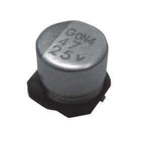 Твердотельный полимерный алюминиевый конденсатор NIPPON Chemi-Con APXG160ARA390ME46G, PXG Серия