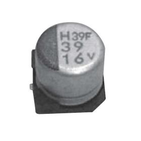 Твердотельный полимерный алюминиевый конденсатор NIPPON Chemi-Con APXH2R5ARA561MH70G, PXH Серия
