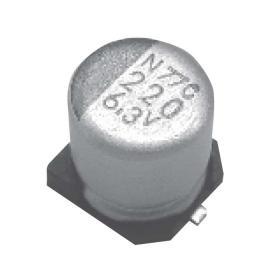 Твердотельный полимерный алюминиевый конденсатор NIPPON Chemi-Con APXN2R5ARA331ME61G, PXN Серия