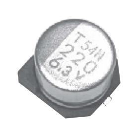 Твердотельный полимерный алюминиевый конденсатор NIPPON Chemi-Con APXT2R5ARA331ME61G, PXT Серия