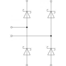 SK20KDD12SCp Semikron SiC модуль